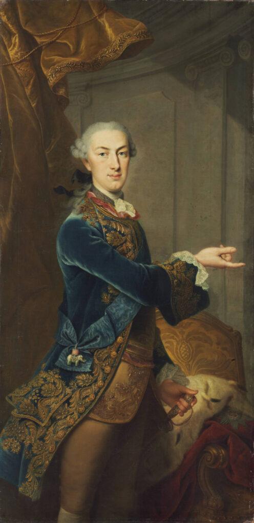 Carl Gustav Pilo Kurfuerst Wilhelm I von Hessen Copyright mhk M22777