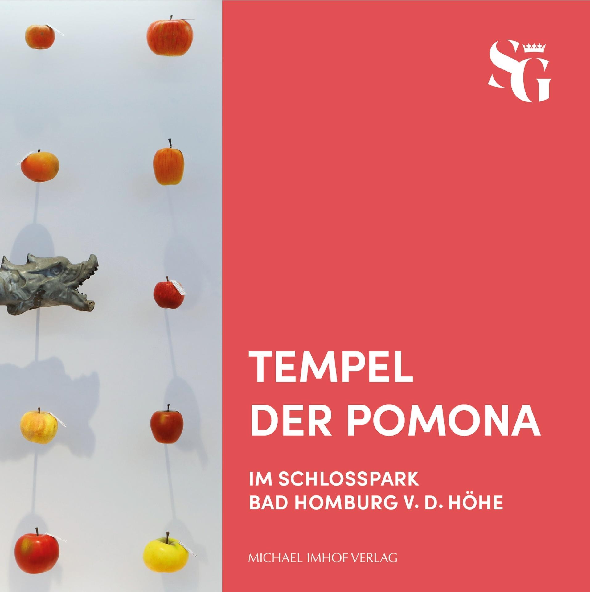 Tempel der Pomona im Schlosspark Bad Homburg