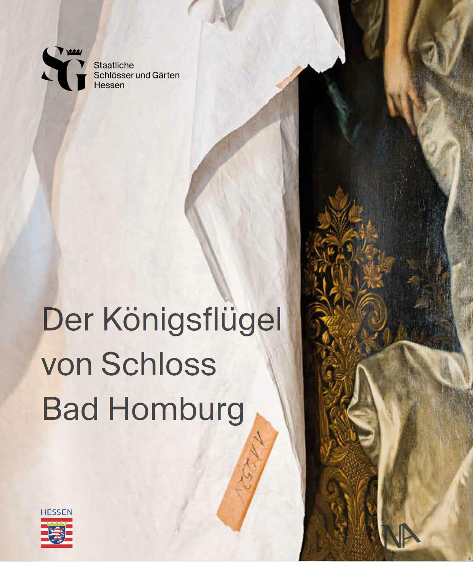 Der Königsflügel von Schloss Bad Homburg